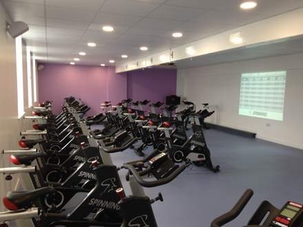 Facilities At Cockermouth Leisure Centre Allerdale Better