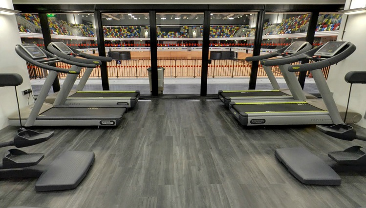 Copper Box Arena In Queen Elizabeth Olympic Park Is Easy To Reach From The City Docklands Or East London It Boasts A State Of Art 80 Station Gym And