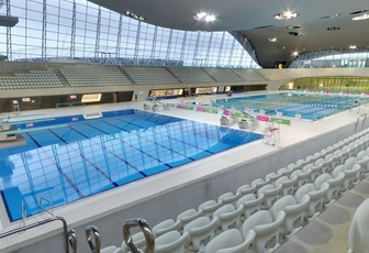 Swim At The London Aquatics Centre