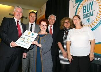 Gareth Kirk, GLL Regional Director in Belfast is a judge on the Social Enterprise NI Awards