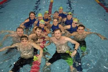 Swim Challenge Completers