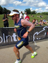 GLL worker becomes Iron Athlete racing 'Outlaw'